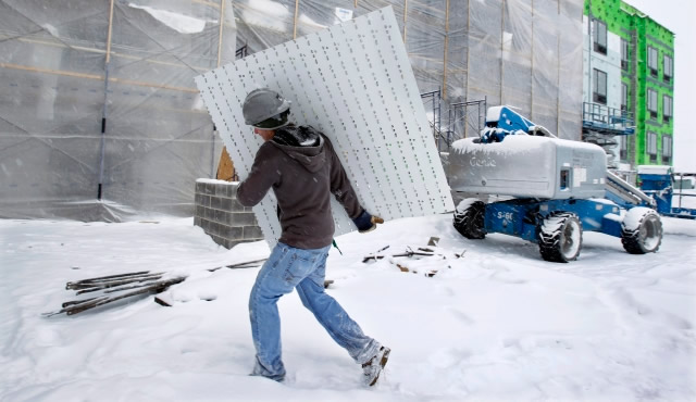 7 Safety Tips For Winter Construction The Ayres Group